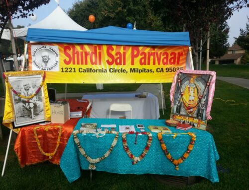 SSP Booth at Cupertino Diwali Festival Oct 2013