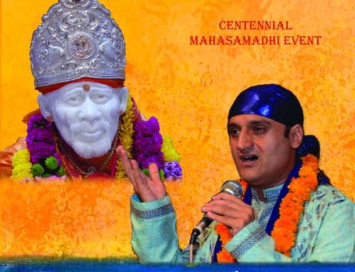 Sai Bhajans Sandhya by Shri. Rana Gill